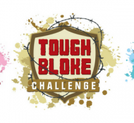 Tough Bloke Challenge Logo Set