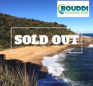 Bouddi Coastal Run FB Post SOLD OUT
