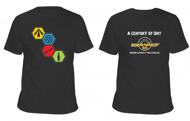 Convict 2016 T-Shirt