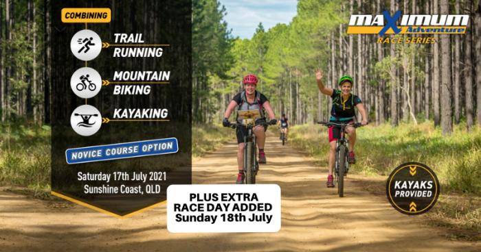 Maximum Adventure Race Sunshine Coast QLD
