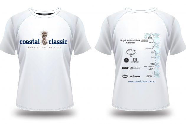 Coastal Classic - T-shirt Design