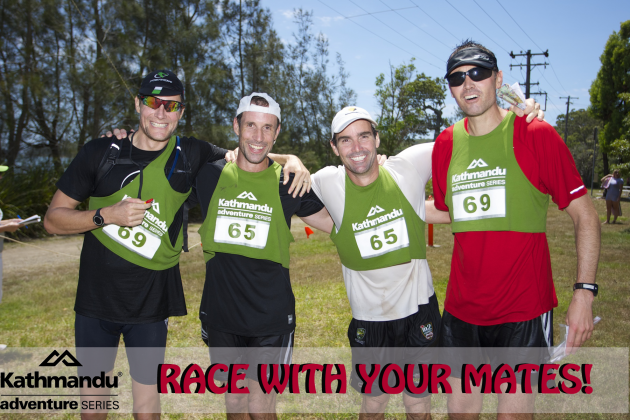 Race with your mates